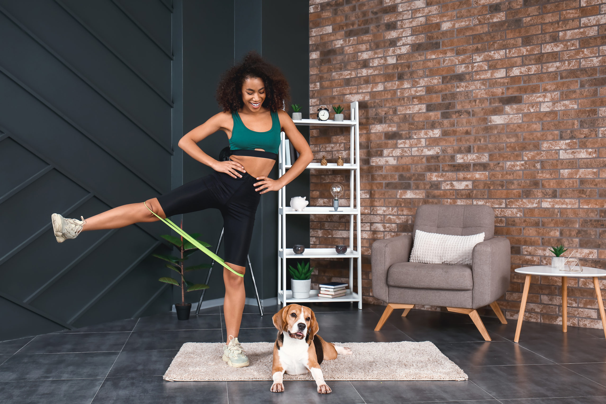 Easy At Home Workouts That Distract Your Mind