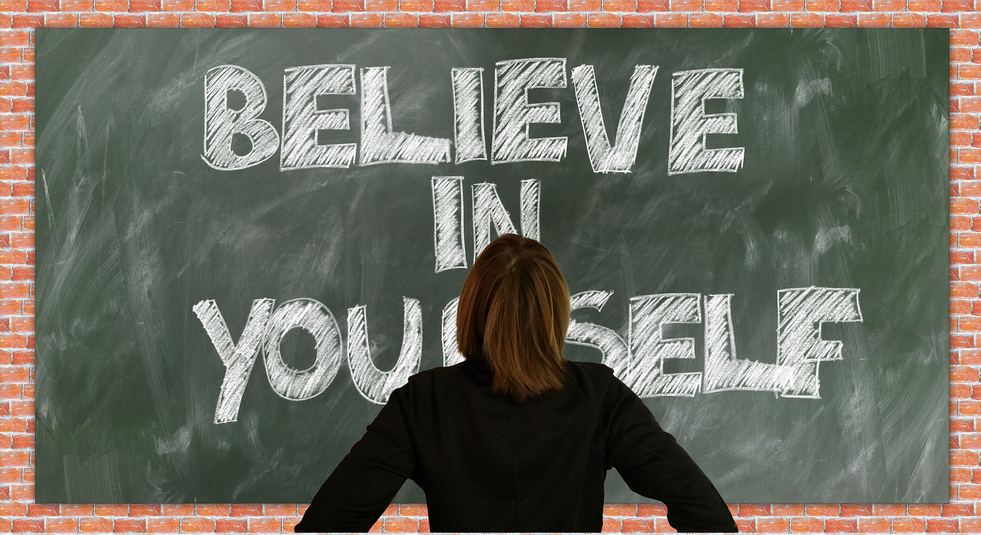 The Power of Positive Self Talk
